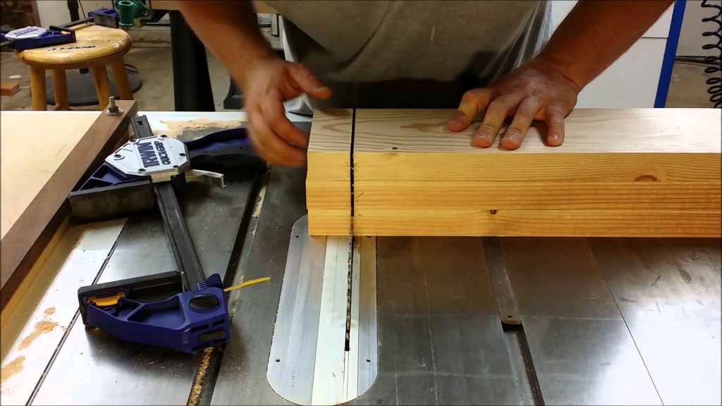 How To Make Bevel Cuts On A Table Saw 3